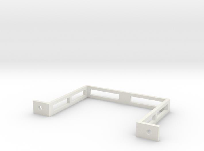 Steckdosen Halterung (Mitte) 3d printed