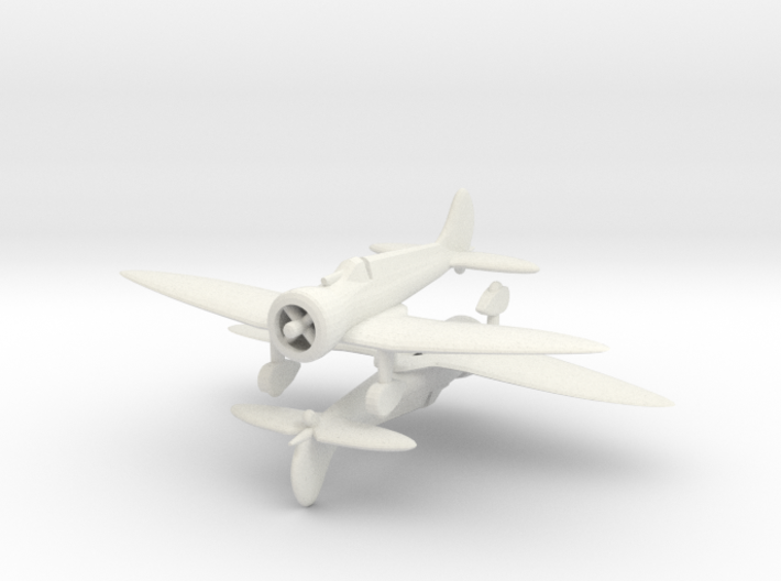 1/200 Mitsubishi Ki-33 (x2) 3d printed