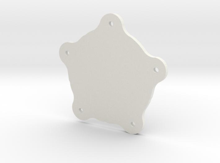 TorqueThrustDCentercap 3d printed