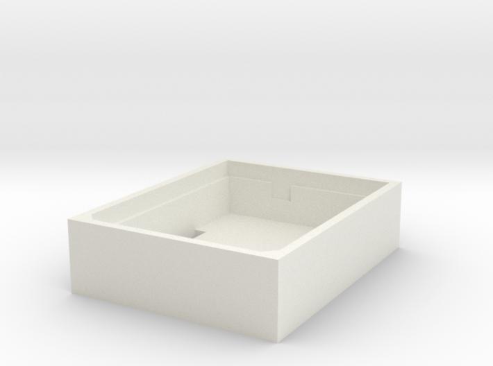TouchShield Slide Case 3d printed