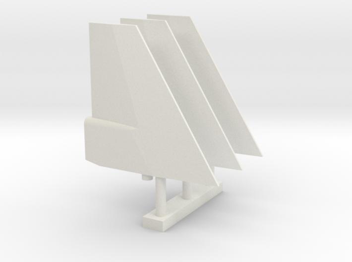 Pegasus FLY Fins 3d printed