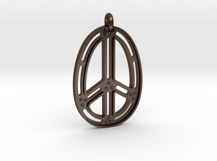 Peace Connection 3d printed