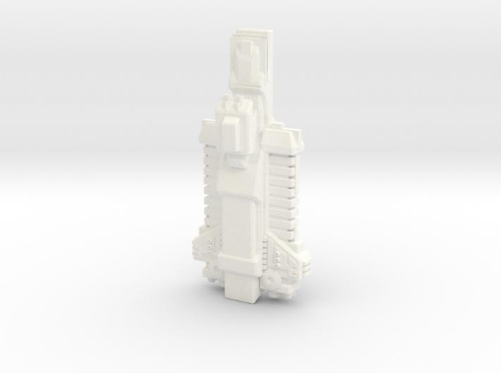 Kellderon Freighter 3d printed