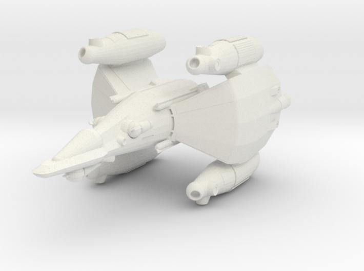 Gunstar - Starfighter 3d printed