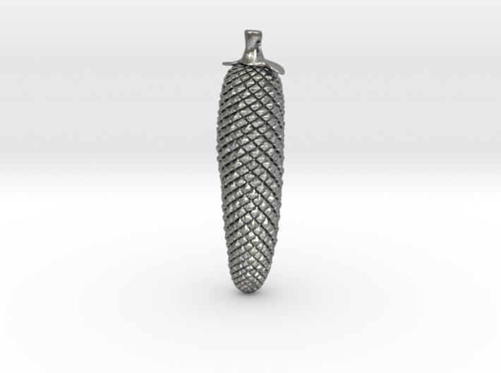 Male Kauri Cone pendant ~ 48mm 3d printed