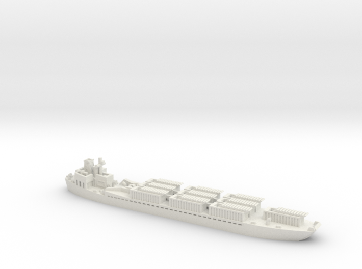 LCT(3)R 1/600 Scale 3d printed