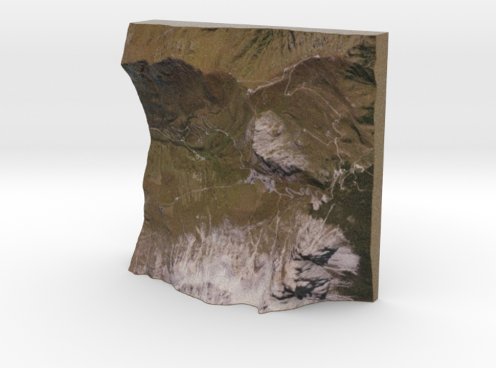 Pordoi 3d printed