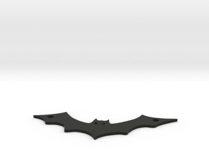 Bat pendant 3d printed