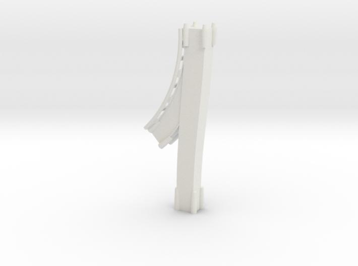 Loopingteil-ROT-hinten-seite.stl 3d printed