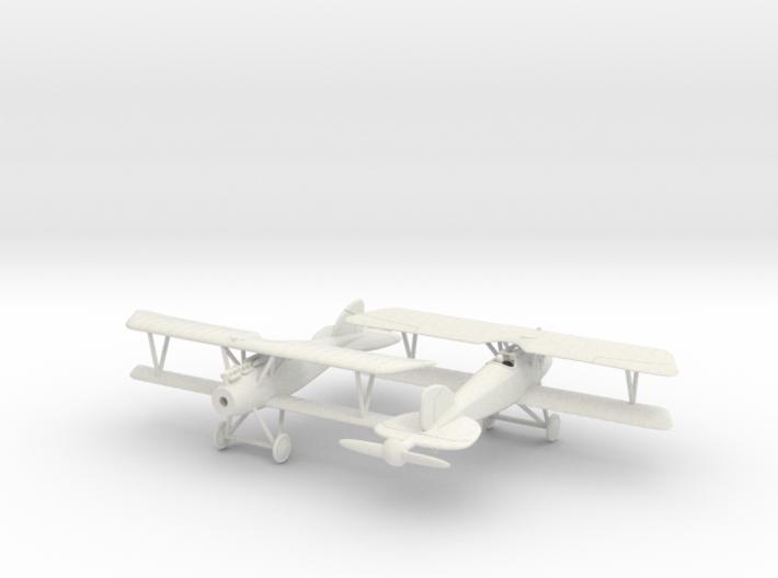 1/144 Albatros D.III x2 3d printed