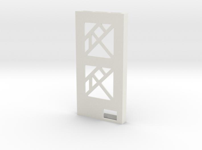 SquarePhoneTangram 3d printed