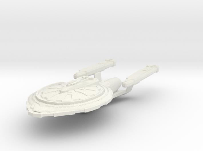 Miller Calss Battleship 3d printed