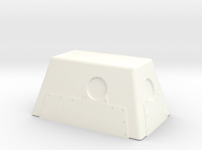Apollo RCS Housing 1:3 3d printed