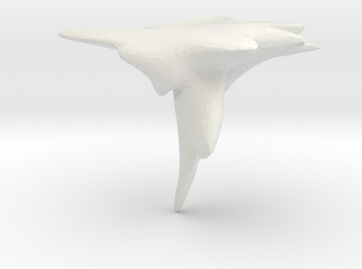 Deszk moni betii 3d printed