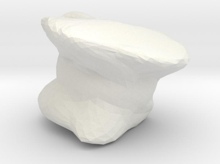 alakul a molekula 3d printed