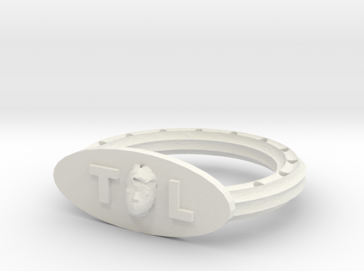 """The """"Me"""" Ring 3d printed"""