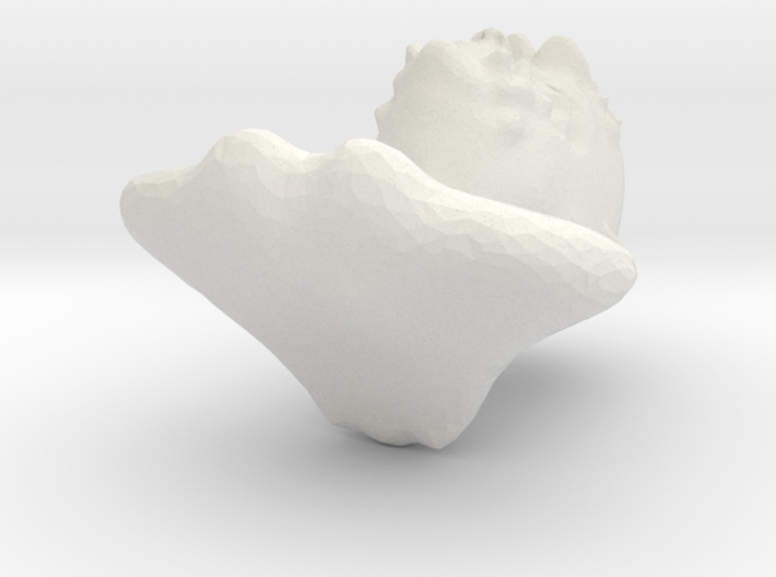 where is the heaven? 3d printed