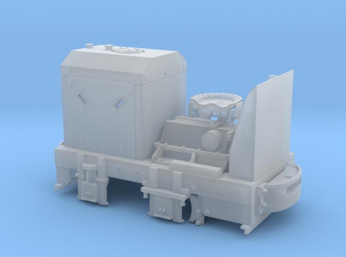 Feldbahn O&K MD1 (1:35) 3d printed