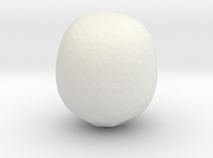 gömb 3d printed