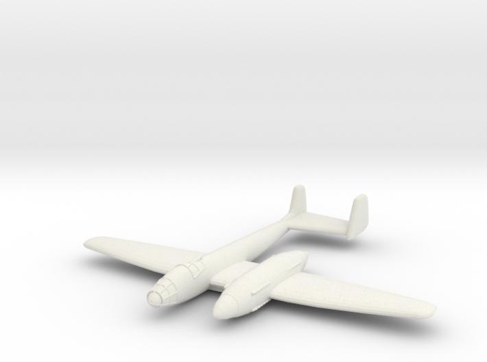 1/300 Isacson 'Flyg' 3d printed