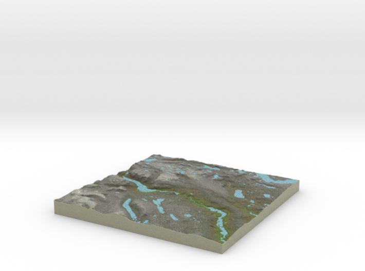 Terrafab generated model Fri Oct 04 2013 09:14:20 3d printed