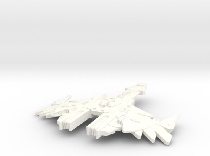 LekChar 3d printed