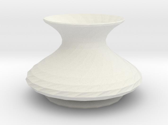 elisian vase 3d printed