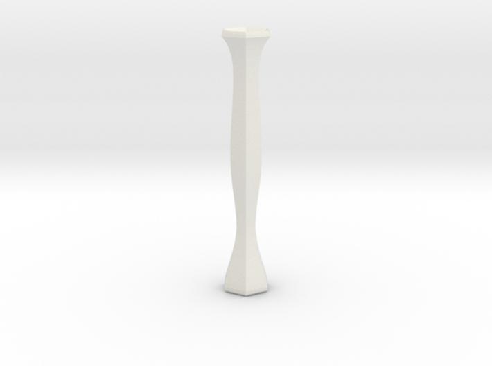 flower tube vase 3d printed
