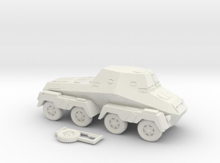1/100 (15mm) SdKfz 263 3d printed