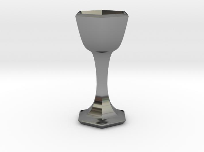 citrus glauca chalice 3d printed