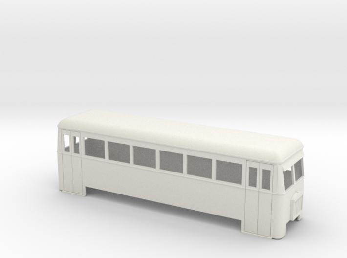 1:32/1:35 railbus bogie double end 3d printed