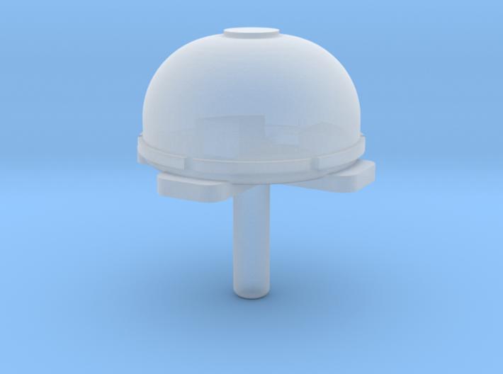 Satellitenantenne (8mm X 4,6mm Kuppelgröße) 1Stck 3d printed