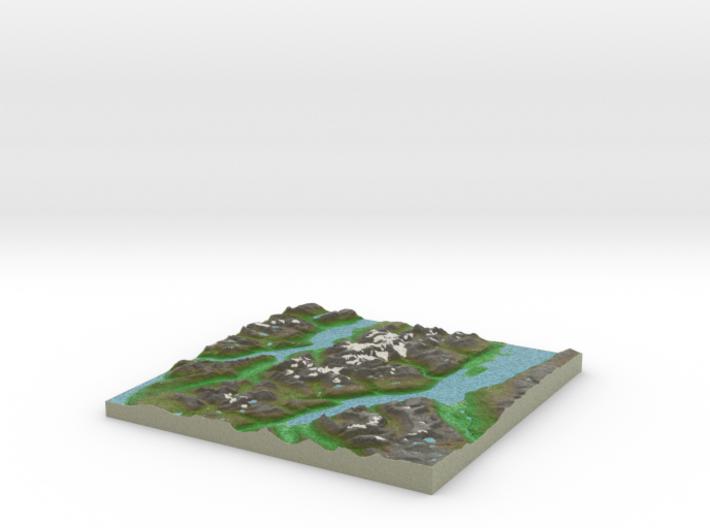 Terrafab generated model Sun Oct 27 2013 12:25:16 3d printed