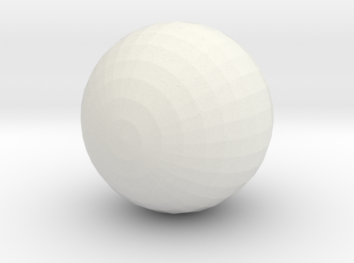 Leopoly Ball 3d printed