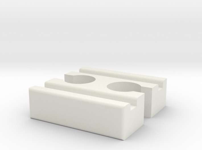 Ikea LILLABO F-F Connector 40mm 3d printed