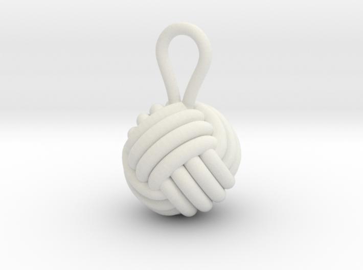 Monkeyfist 3d printed