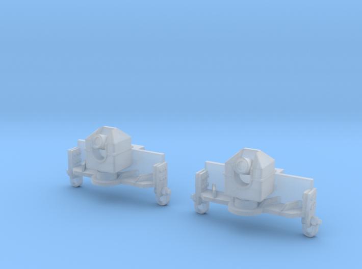 Frontwerfer Magirus.stl 3d printed