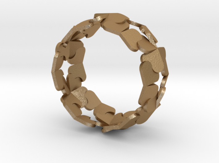 Bracelet by Andreas Fornemark 3d printed