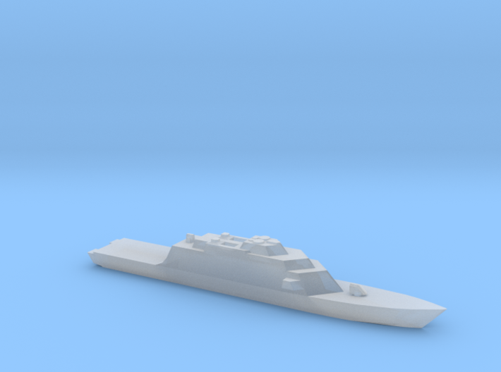 [USN] LCS-1 Freedom 1:6000 3d printed