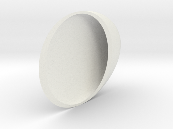 Biaxial Indicatrix 3d printed