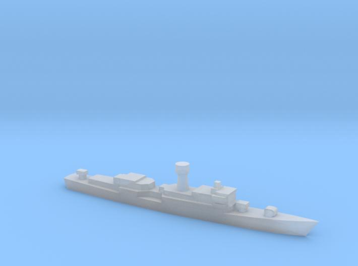 [USN] Knox Class 1:6000 3d printed