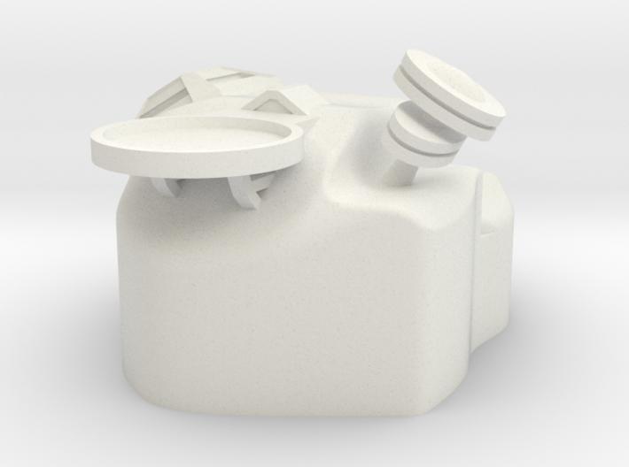 Medium Asteriod Base #2 3d printed