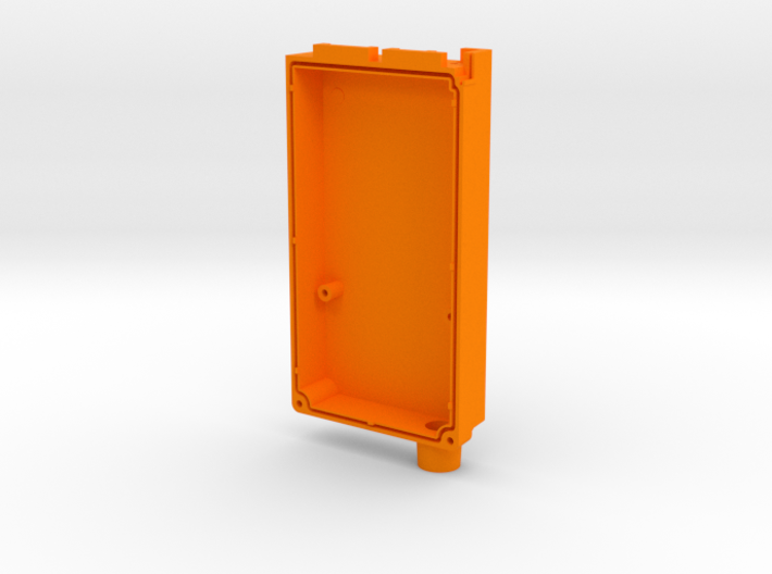 Geodimeter radio front panel 571 202 252 3d printed