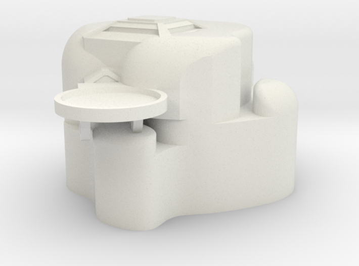 Large Asteriod Base 3d printed
