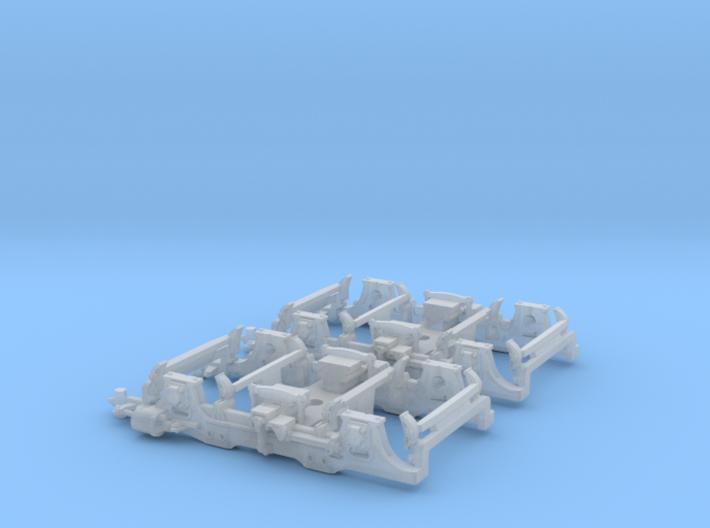 HOT120 CP2a aa 3d printed