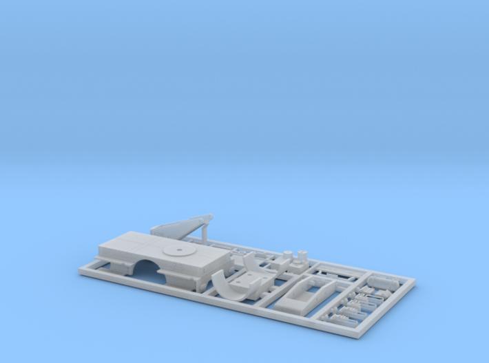 Aufbau W50 DL 30 3d printed