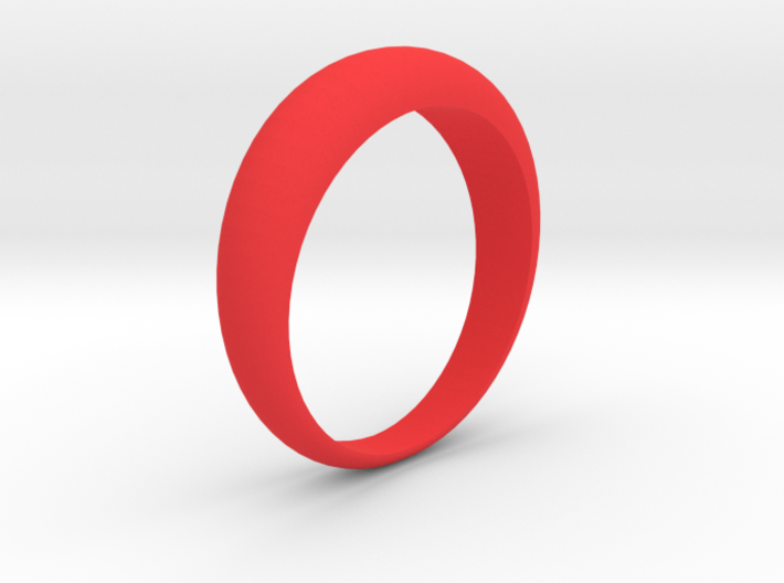Simple Ring - Size 6,5 (Usa) 3d printed