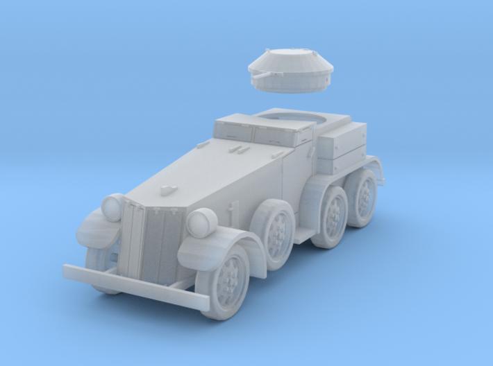 PV39B T4 (M1) Armored Car (1/100) 3d printed