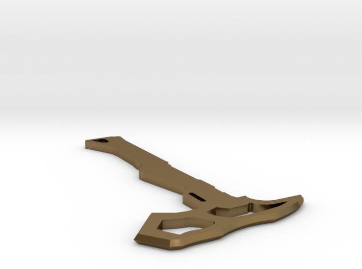 black ops 2 combat axe 3d printed