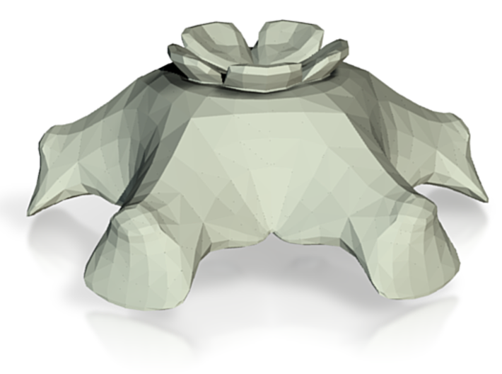 Turtle 3d printed